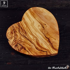 Cutting board heart shaped