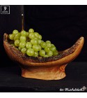 Display your fruits and vegetables in the center of your table