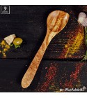 Olive wood cooking spoon