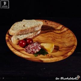 Olive wood plate