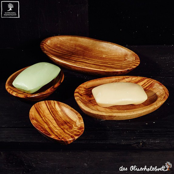 oval dish for dips or soap