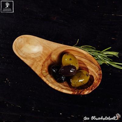 Olivenschale für Oliven - kleine Form