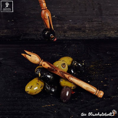 Olivenpicker