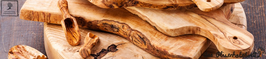 Olive wood is an eye catcher in your kitchen